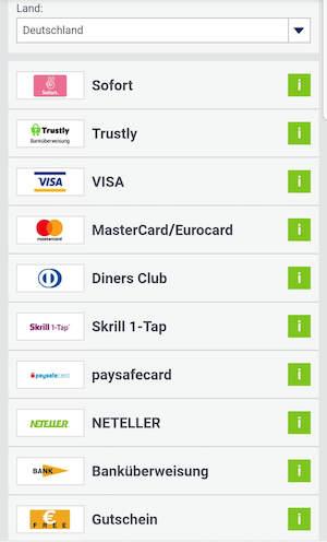 Paypal Paysafecard Einzahlen