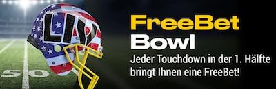 Bwin Freebet-Aktion zum Super Bowl LIV