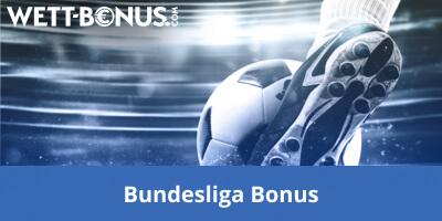 Bundesliga Bonus Banner
