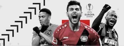 Zulabet sichert Europa-League-Kombiwette im Sechzehntelfinale ab