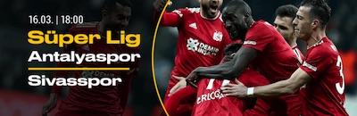 Bwin Banner zu Antalyaspor gegen Sivasspor