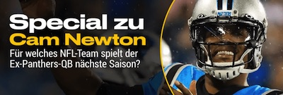 Bwin Special zu Cam Newton