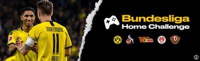 Hakimi bei der Bundesliga Home Challenge