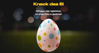 Bwin Knack das Ei