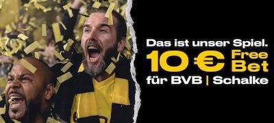 Bwin liefert Live-Freebet zu Dortmund gegen Schalke