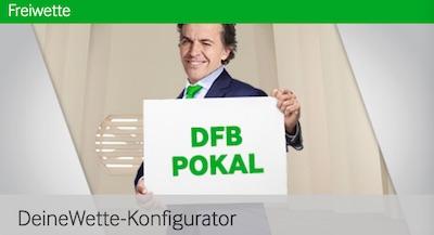 Betway Konfigurator DFB Pokal