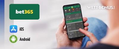 Alle Infos zur bet365 app