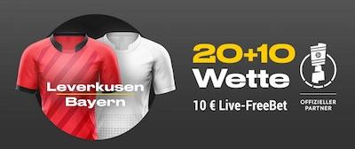 10 Euro Live-Freebet bei Bwin für das Pokalfinale 2020