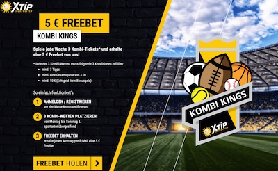 XTiP Kombi Kings Freiwette