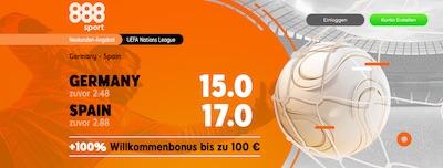 888sport Deutschland Spanien