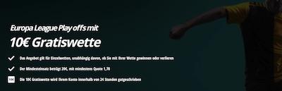 Novibet AEK Athen VfL Wolfsburg gratis Guthaben wetten