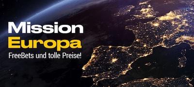 Bwin Mission Europa
