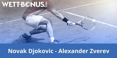 Vorschau auf das ATP-Finals-Duell Djokovic vs. Zverev