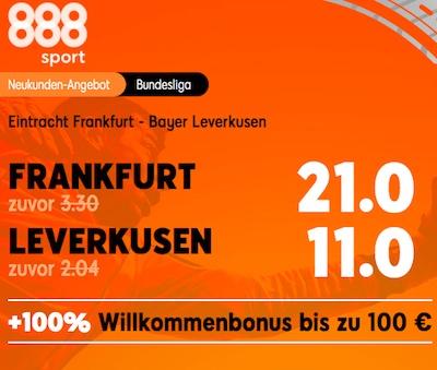 Bundesliga Frankfurt Leverkusen Top Quote