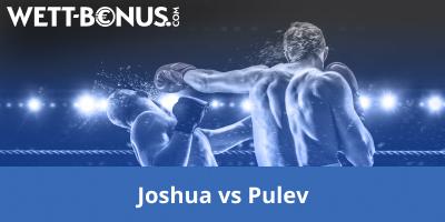 Anthony Joshua gegen Kubrat Pulev Wetten