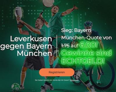 FCB Lev Top Quote Mr Green
