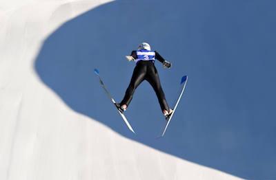 Skispringen Neujahr