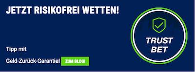 Bet at home TrustBet zu Schalke - Hoffenheim