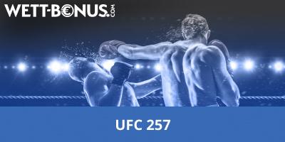 Wett-Vorschau auf die UFC 257