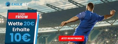 Eaglebet Freiwette zum 22. Bundesliga Spieltag 2020/21