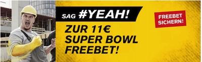 Interwetten Freebet Super Bowl LV