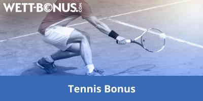 Tennis Bonus Wetten Banner