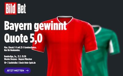 FCB Werder Bildbet