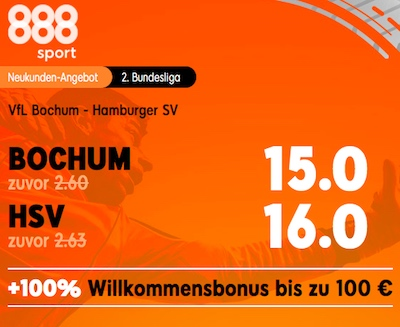 VfL vs HSV 888sport