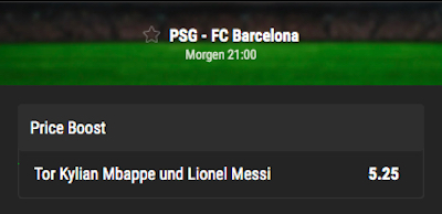 Bwin Messi Mbappe Price Boost