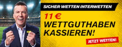 Interwetten 11 Euro Champions League
