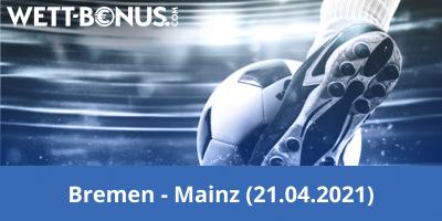 Bremen Mainz Bet365 Vergleich