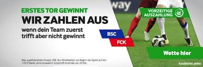 Betway Erstes Tor gewinnt Promo Hertha BSC 1 FC Köln