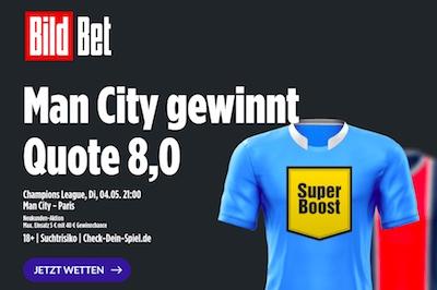 Manchester City PSG CL Bildbet