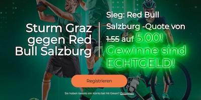 Boost Mr Green RB Salzburg