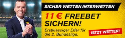 2. Bundesliga Interwetten