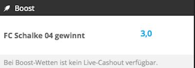 Schalke 04 Boost Holstein