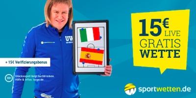 Italien Spanien Sportwetten