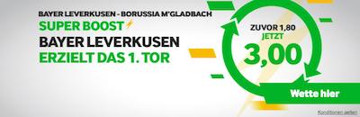 Leverkusen Gkadbach Betway