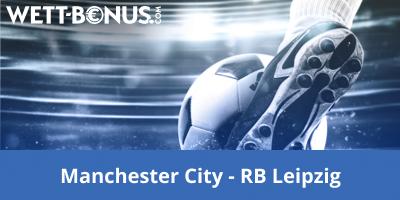 Manchester City vs. RB Leipzig CL